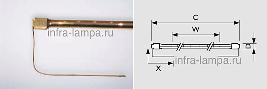 HeLeN lamps U-clip